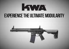KWA Ronin SBR, SPR and Carbine Kits