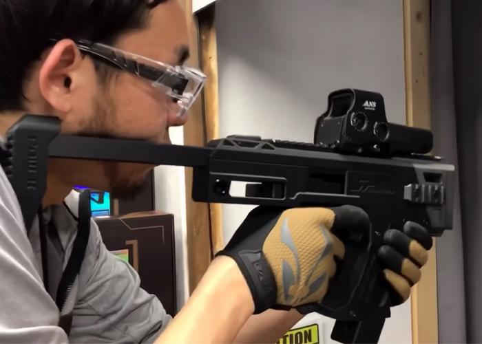 Liberator Gunshop: SRU Glock PDW Kit