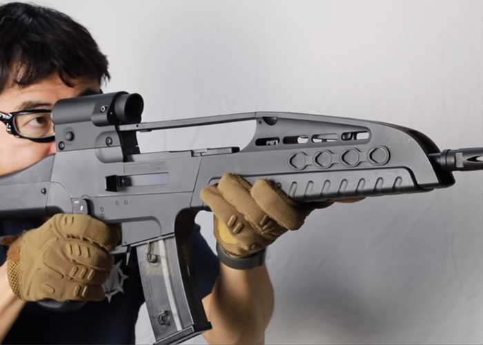 Mach Sakai: SRC XM8 XR8 2 AEG
