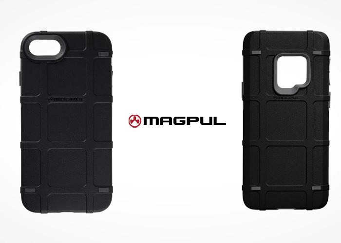 Magpul Bump Cases iPhone 8 & Samsung S9