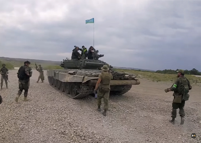 Marty Airsoft: Airsoft With Tanks