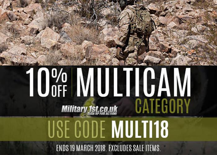 Mil1st Multicam Sale