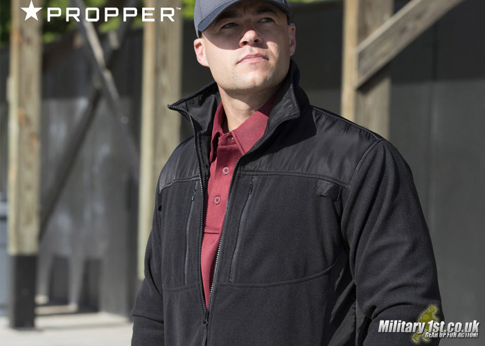 Mil1st: Propper Cold Weather Duty Fleece