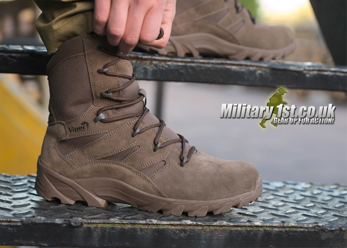 Mil1st Viper Covert Boots