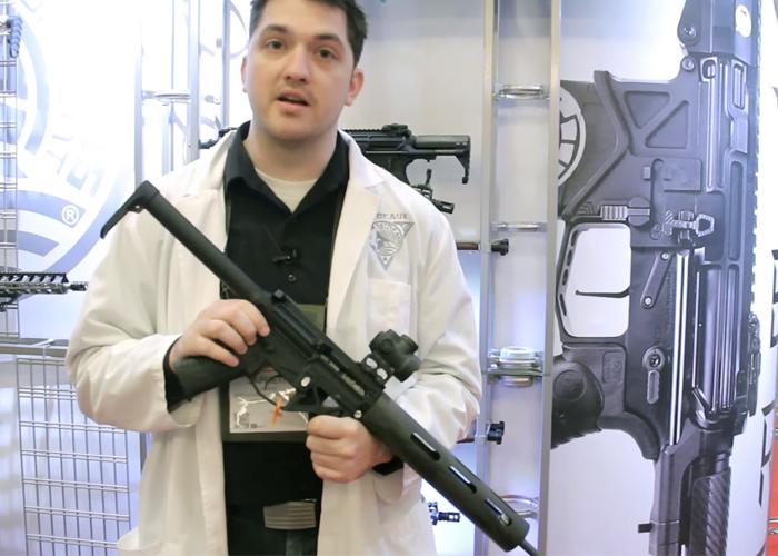 MSM SHOT 2018: Battle Arms Development