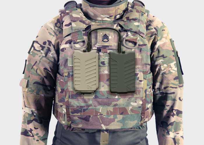 MyDefence PITBULL Wearable Counter Drone Jammer
