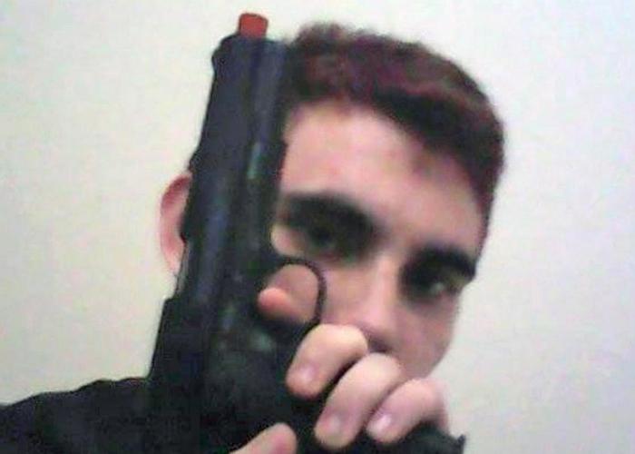 Nikolas Marjory Stoneman Douglas High School Shooter (Source: Instagram)