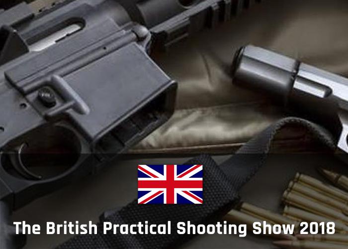 British Practical Shooting Show 2018