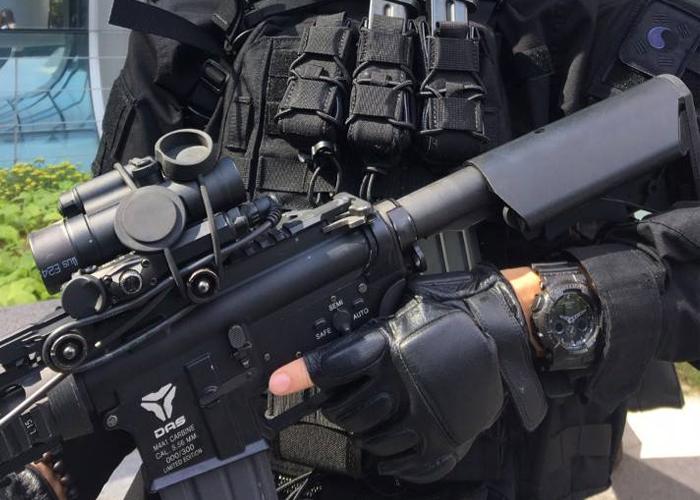 PTS GBLS DAS GDR-15