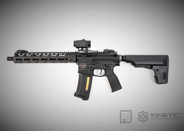 PTS Kinetic MREX-AR M-LOK 11″