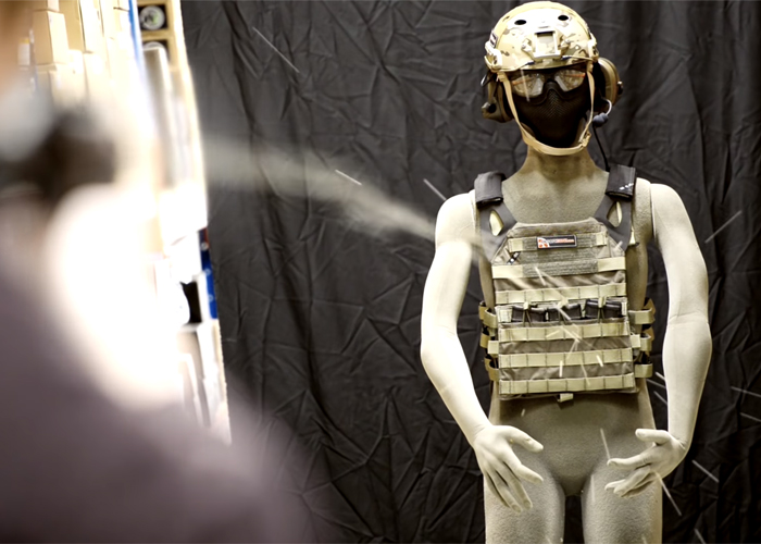Racoon Squad Airsoft: AI 40 Mike