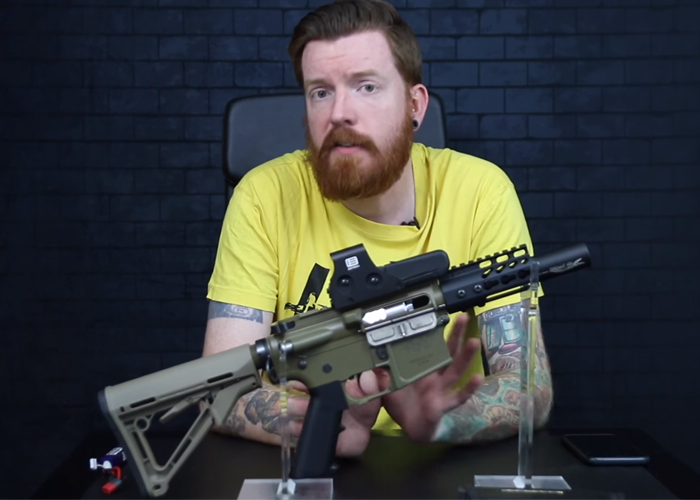 Rad Plastic: American Airsoft Factory Review