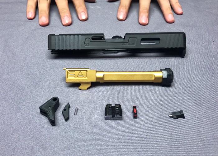 RA-Tech EMG SAI Tier 1 Upgrade Kit