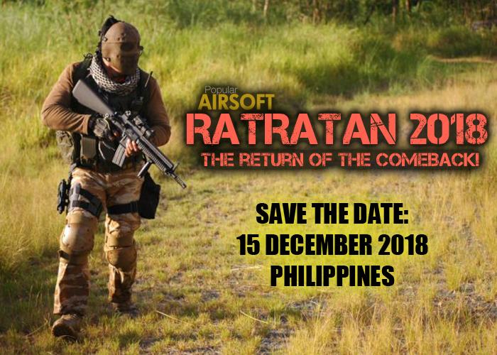 Ratratan 2018 Heads Up