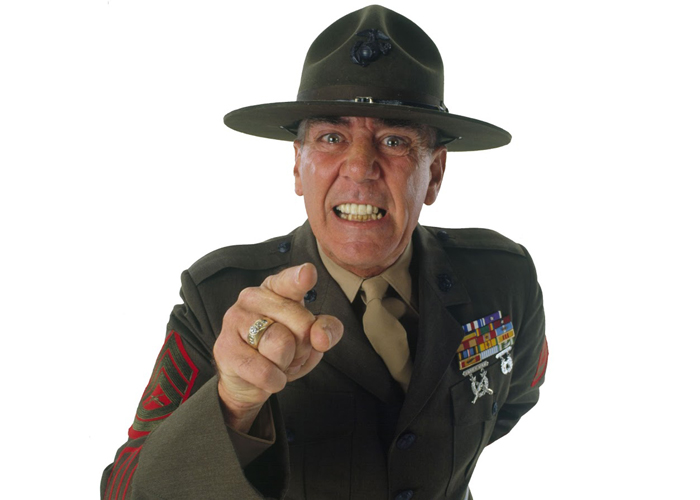 R. Lee Ermey (Official YouTube Channel)