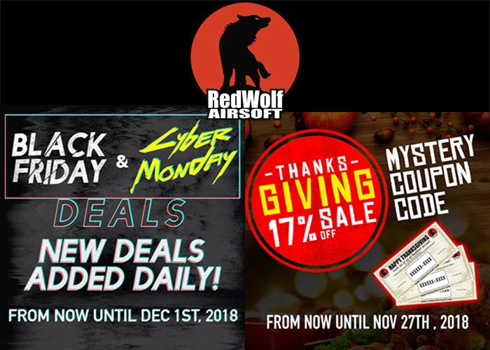 redwolf black friday thanksgiving deals popular airsoft. Black Bedroom Furniture Sets. Home Design Ideas