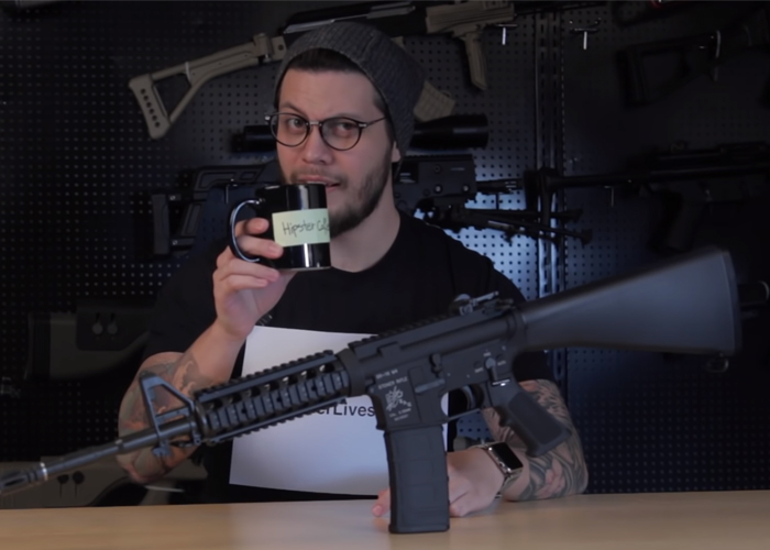RWTV: Hipster's Guide To The VFC SR-16 GBBR