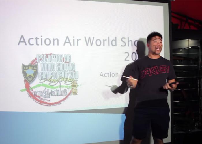 RWTV: First Action Air World Shoot