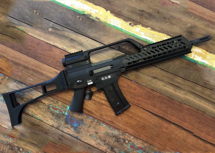 Specna Arms SA-G10 KeyMod EBB Carbine Review