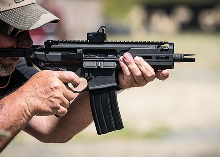 Gun Digest SIG MCX Rattler