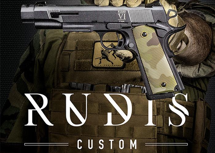 Secutor Arms Rudis Custom