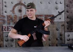 Sniper AS: Classic Army AK Series