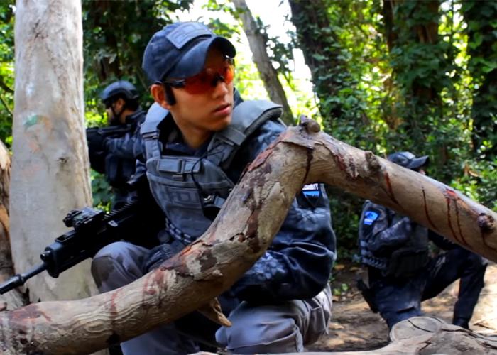 Spartan117gw Jurassic World: Asset Containment Unit