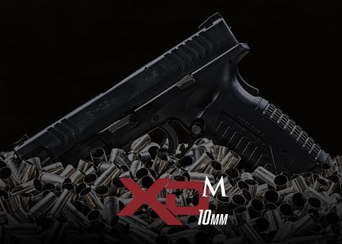 Springfield XD(M) 10mm Pistol
