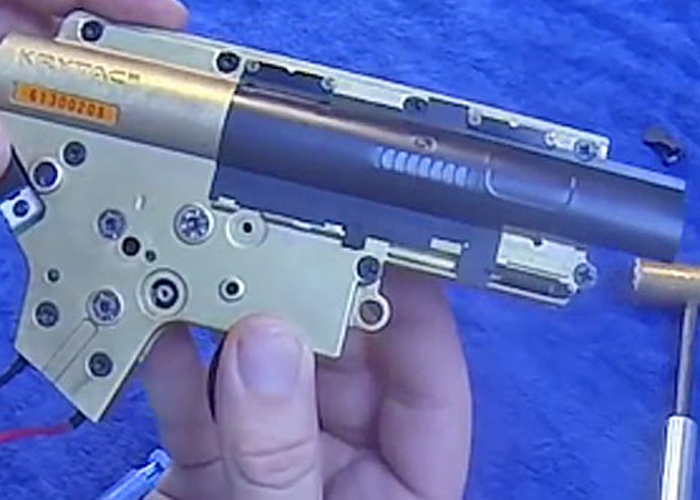 TBS Complete Airsoft Gearbox Video Guides