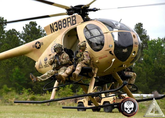 TCA Stone Breaker 5 Helo/Combat SAR