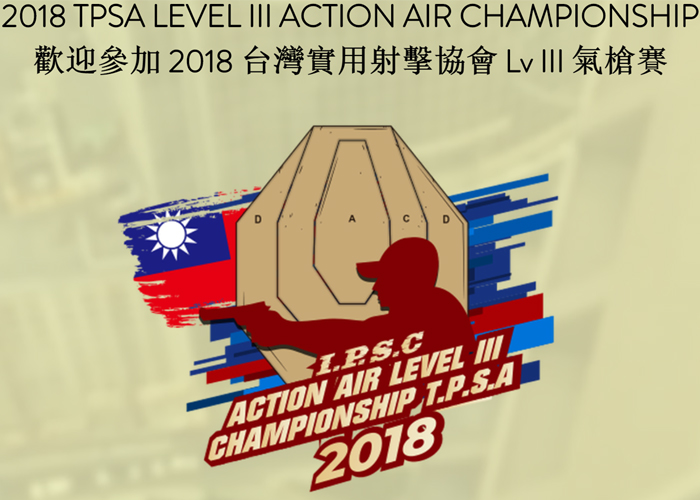 TPSA Level III Action Air Championship 2018