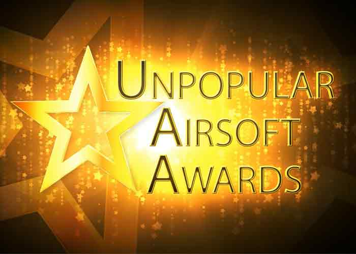 The Unpopular Airsoft Awards