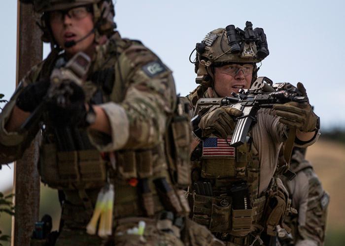 US Army Jackal Stone 2016