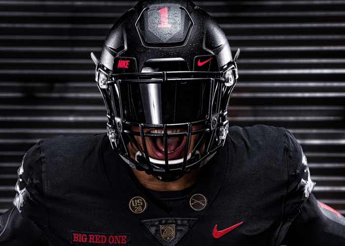 "U.S. Army Nike ""The Big Red One"" Uniform"