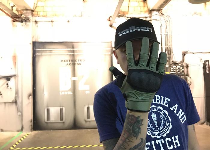 Valken Tactical Zulu Glove Review