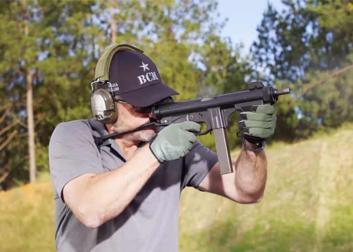 Vickers Tactical: The Beretta M12S