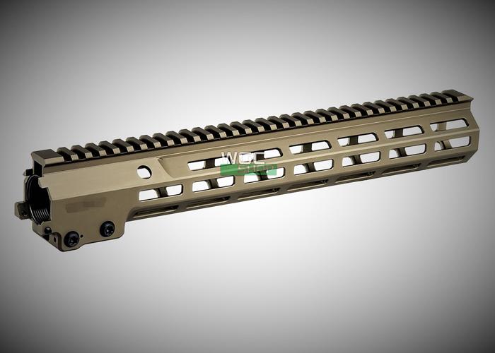 WGC Shop C&C Tac MK16 M-Lok 13.5 Rail For PTW