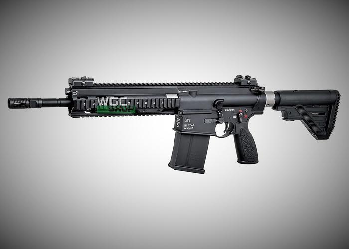 WGC Shop Umarex/KWA HK417 GBBR