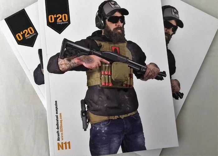 0'20 Magazine English Language Edition
