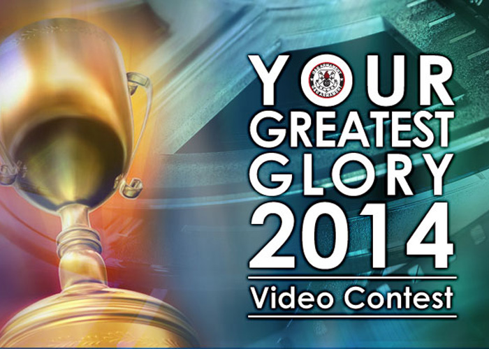 G&G Your Greatest Glory 2014 Winner Announcement