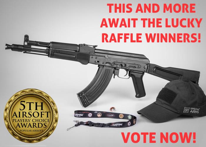 5APCA Raffle Prize Voting Period