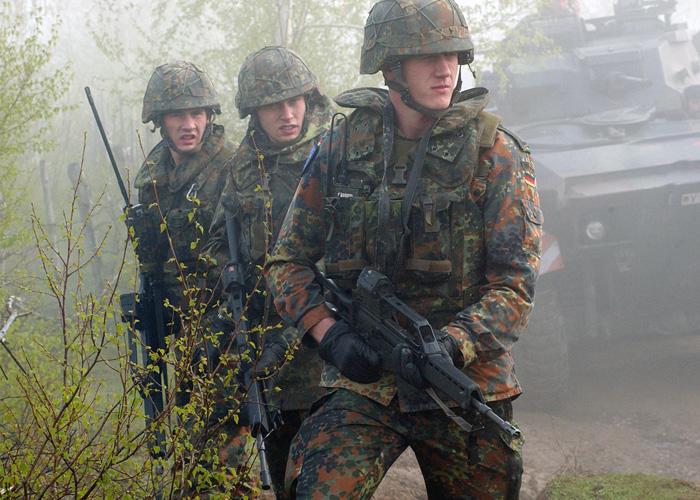 Bundeswehr G36 (Wikipedia)