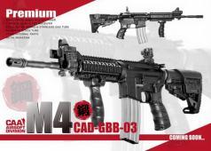 CAAAD Premium M4 GBBR