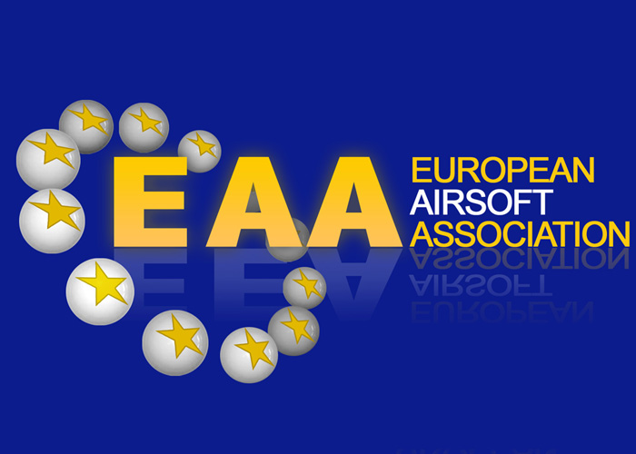European Airsoft Association (Blue)