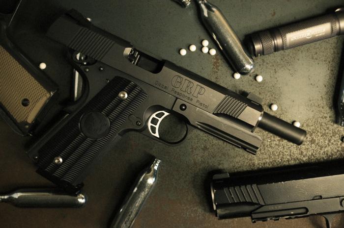 Korth & Nighthawk Revolvers - Nighthawk Custom Firearms