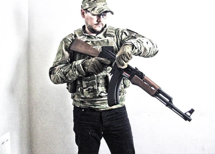 Spartac AK AEGs Review