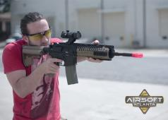 A&K M4 Modern Tactical Rifle Review
