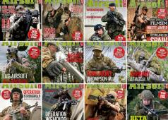 Airsoft Action Magazine Covers