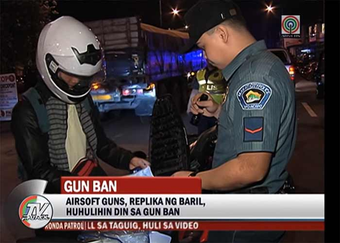 gun ban in philippines enumeration Full text of the memorandum on the gun ban issued by the department of the   the world wide web by the law firm of chan robles & associates - philippines.