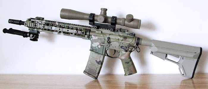 Magpul ACS-Style Airsoft Carbine Stock | Popular Airsoft